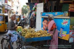 Banana selling Penny VS