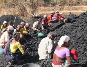 Coal sorting Penny VS