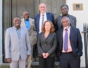 SACIDS staff visit LIDC